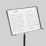 Manhasset Clear Plastic MusiClip for Sheet Music