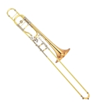 Yamaha YSL-882GO Xeno F-Attachment Trombone