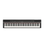 Yamaha P125B Digital Piano - Black 88 Note