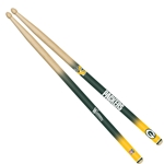 Green Bay Packers Drum Sticks 5A