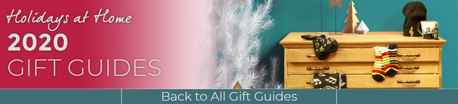 Return to Gift Guides Main